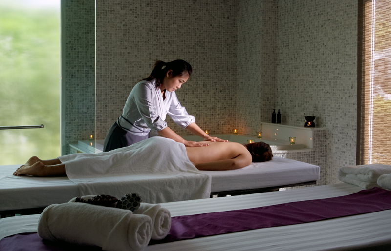 Carissa Spa and Clubhouse, another reason to travel