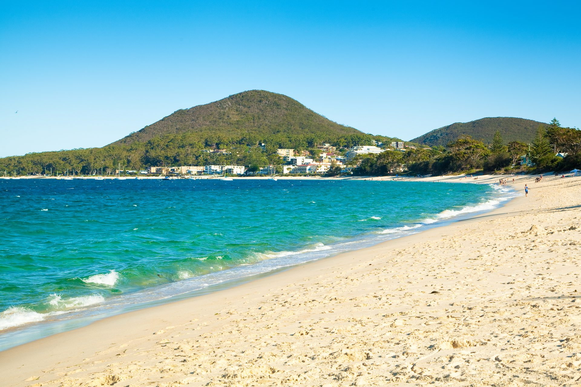 Shoal Bay, NSW, Australia's hidden gem