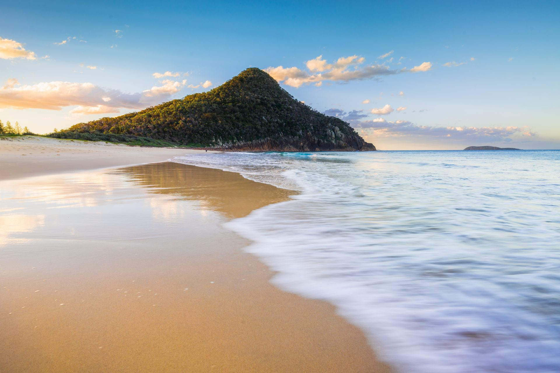 Zenith Beach, Shoal Bay, NSW, Australia's hidden gem