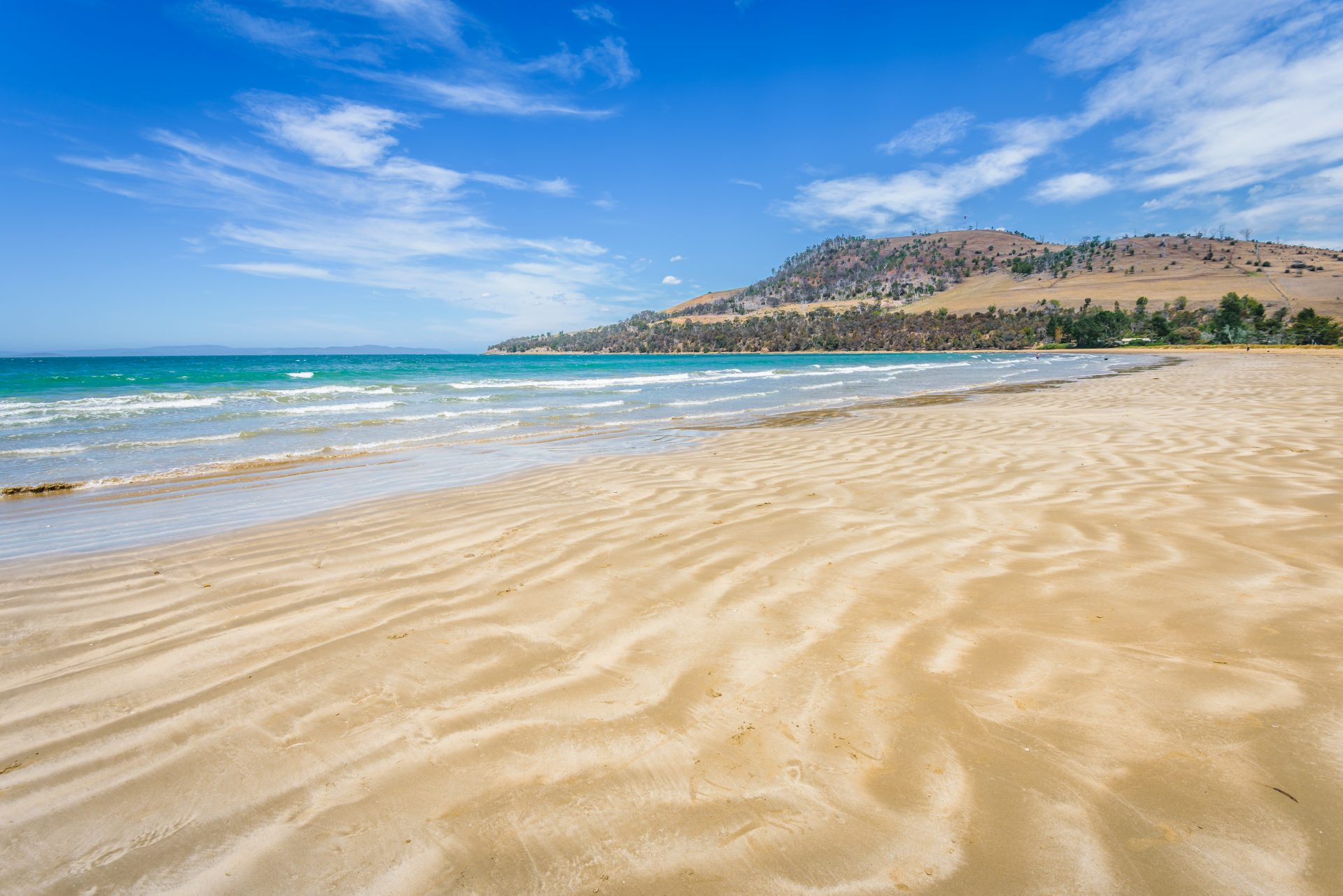 Seven Mile Beach, Tasmania, Australia's hidden gem