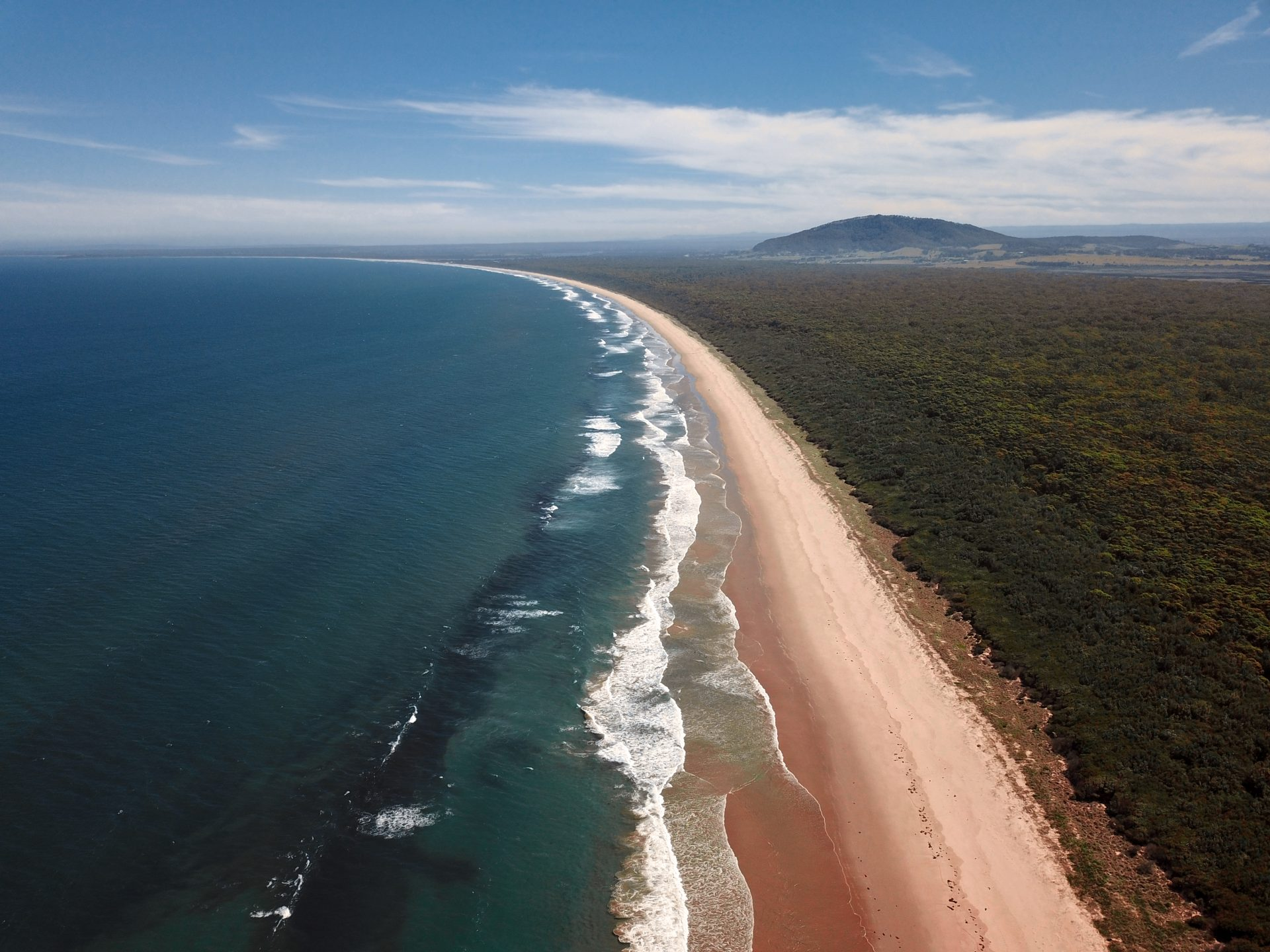 Seven Mile Beach, Australia's hidden gem