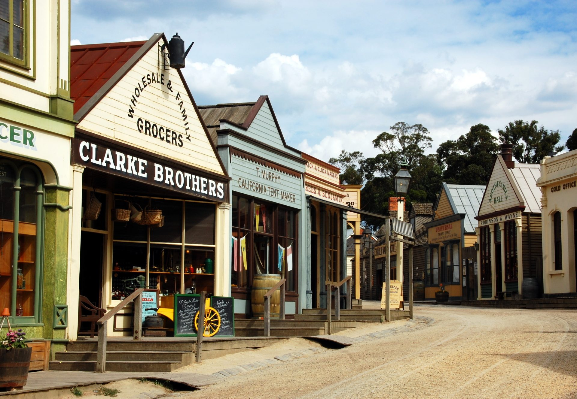 Sovereign Hill, Ballarat, Victoria, Australia's hidden gem